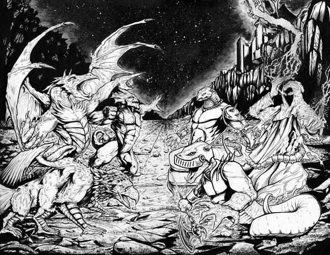 battle for braelor