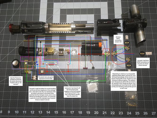 Kylo wiring diagram